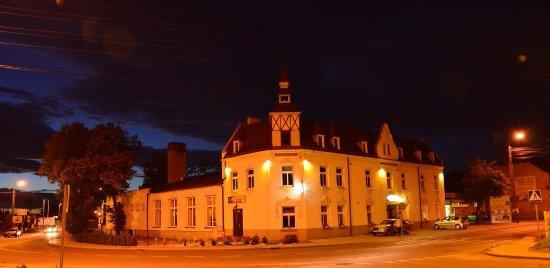 Raciborz, Polandia: Restauracja Przy Kominku Racibórz