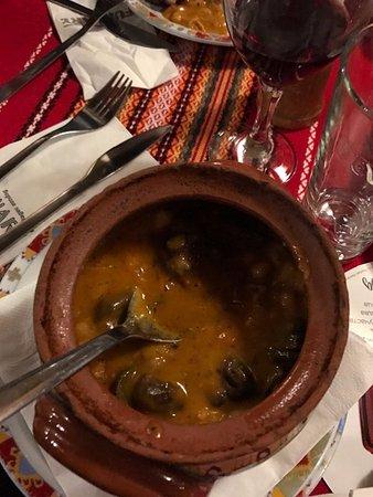 Ruse, Bulgaria: καταπληκτικη παραδοσιακη φασολαδα