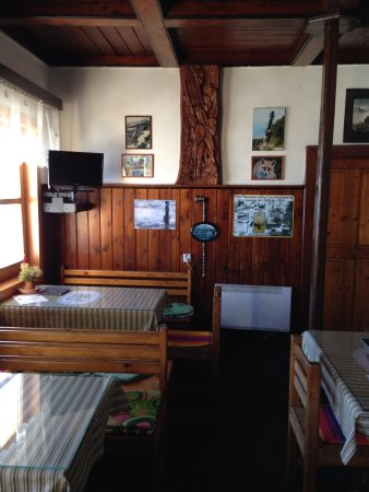 Tatranska Lomnica, Slovaquie : Traditional interior