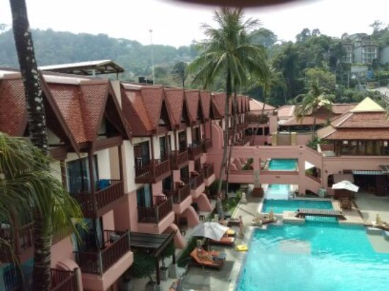 Seaview Patong Hotel: Très belles piscines
