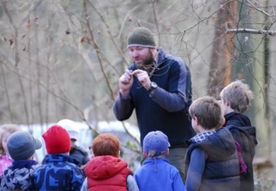 Corwen, UK: Bushcraft activities for schools, youth groups and birthday parties