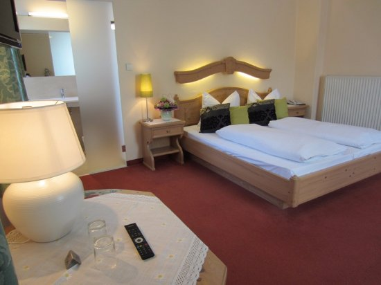 Plainbrücke Hotel: Doppelzimmer