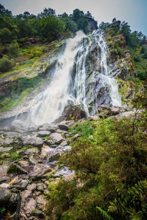 how to get to powerscourt waterfall