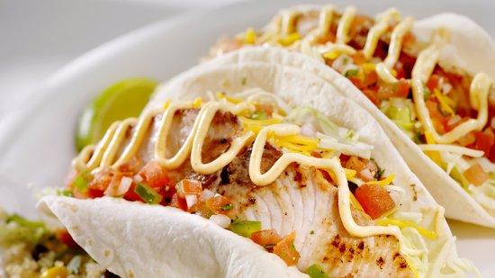 Castlegar, كندا: Mahi Mahi Tacos