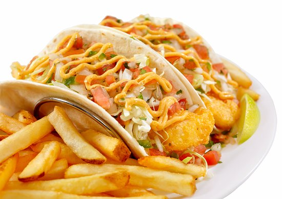 Vernon, Kanada: World's Best Fish Tacos