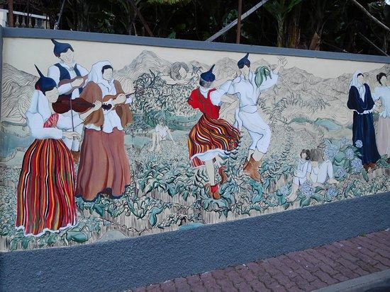 Ponta Do Sol, Portugal: tolles Bild vom Folklorehaus