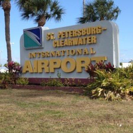 Venice, FL: St. Pete Airport