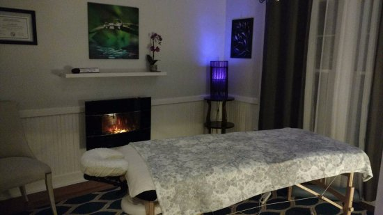 Southport, NC: Massage Room