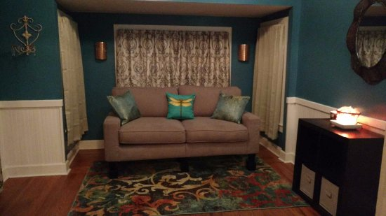 Southport, NC: Relaxation Room