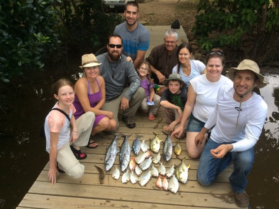 Hopkins, Belize: Great time for the entire family