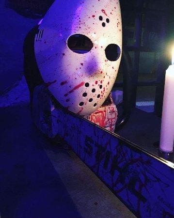 Dol-de-Bretagne, France: Soirée Brésil et Halloween
