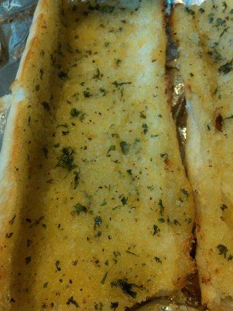 Torrance, Californie : Garlic bread