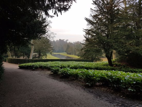 Fountains Abbey and Studley Royal Water Garden: Studley Royal Water Garden