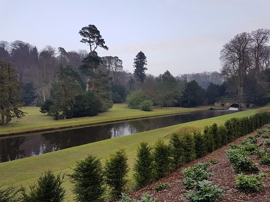Ripon, UK: Studley Royal Water Garden