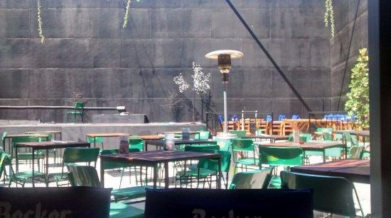 Escenario Para Los Grupos Musicales Picture Of Trotamundos