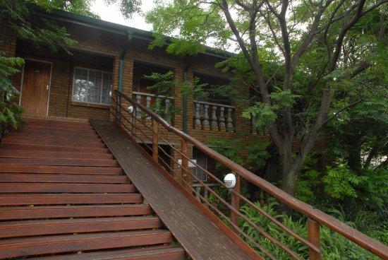 Πάρκο Kempton, Νότια Αφρική: Garden rooms.