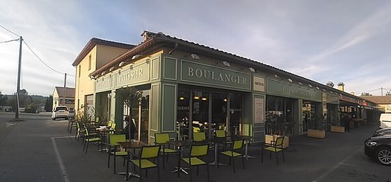 Montauroux, France: Au Pain Gourmand