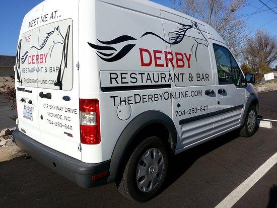 Monroe, Carolina del Norte: Derby Van