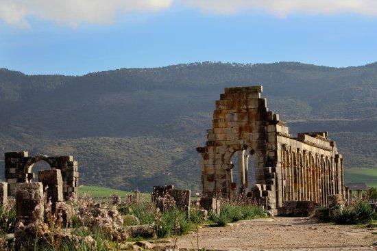 Meknes-Tafilalet Region, โมร็อกโก: Runis
