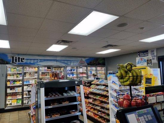 Charleston, Wirginia Zachodnia: Store