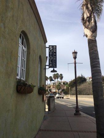 Capitola, Καλιφόρνια: Entrance