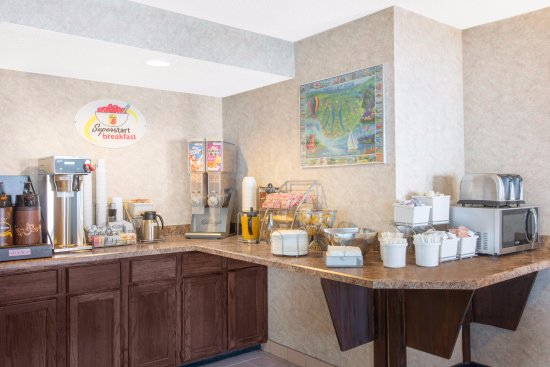 Webster, Estado de Nueva York: Continental Breakfast
