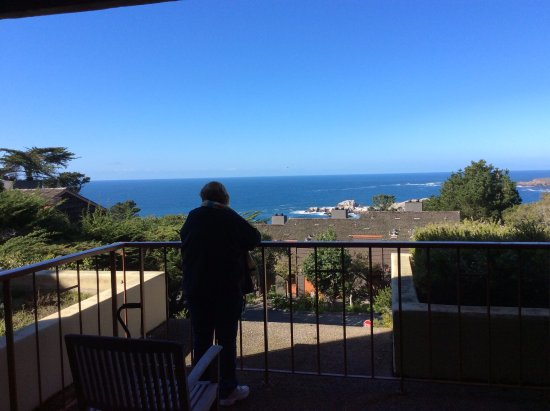 Hyatt Carmel Highlands: One of the views from our room.