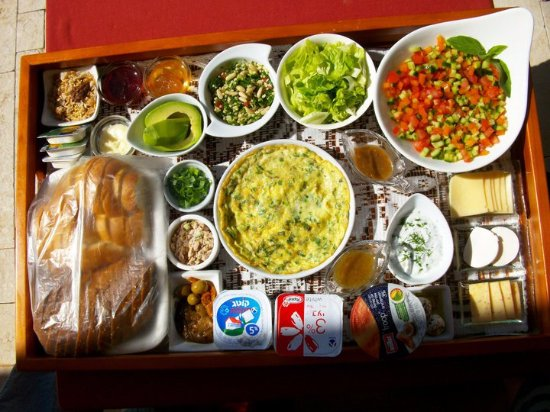 zoharhouse: Breakfast