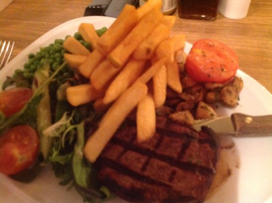 Winscombe, UK: Amazing food