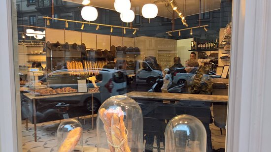 foto di atelier du pain paris milano. Black Bedroom Furniture Sets. Home Design Ideas