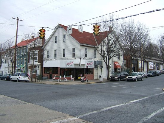 Catasauqua, PA: Front and Pine St