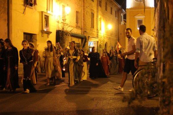 Palaia, Italy: a zonzo nel medioevo......