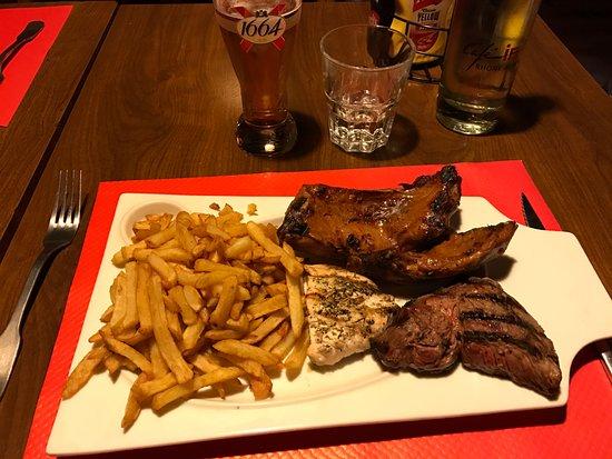 Restaurant el gaucho valence restaurant avis num ro de for Restaurant valence france