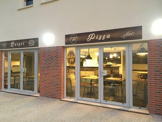 Vieux-Boucau-les-Bains, Франция: LE PETIT VB BY NIGHT