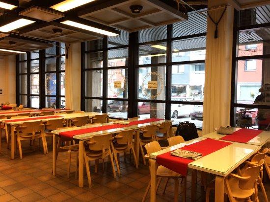 Beste eetgelegenheden in de buurt van Original Sokos Hotel Vaakuna Pori