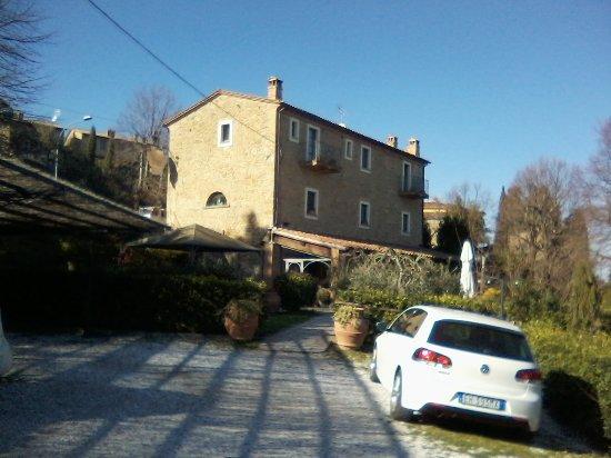 Кьянни, Италия: locanda