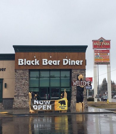 Black Bear Diner Idaho Falls