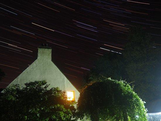 North Kessock, UK: incredible clear sky