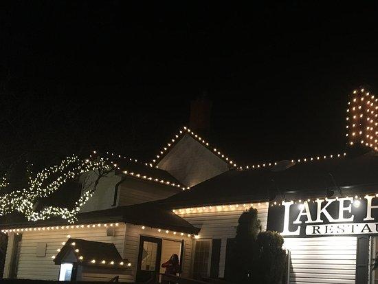 Vineland, แคนาดา: Lake House Restaurant