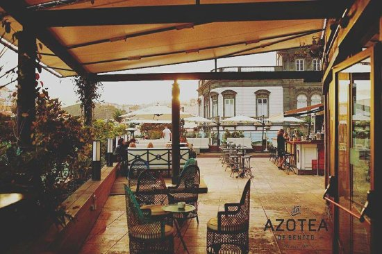 La Azotea De Benito Cocktail Bar Cooking Drinks Picture