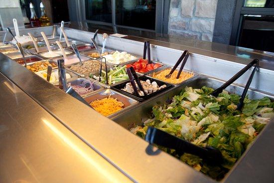 Saint Cloud, MN: Salad Bar