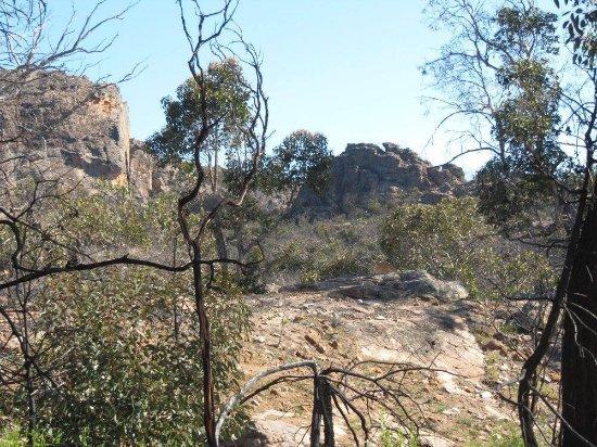 Grampians, Australien: Hollow Mountain