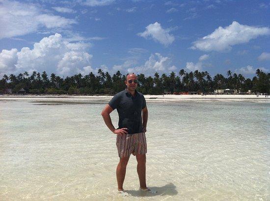 Dream of Zanzibar: La plage