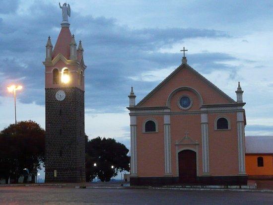 Farroupilha, RS: Capela do Santuário.