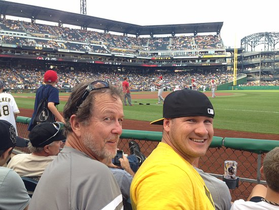 PNC Park: Taking in some baseball