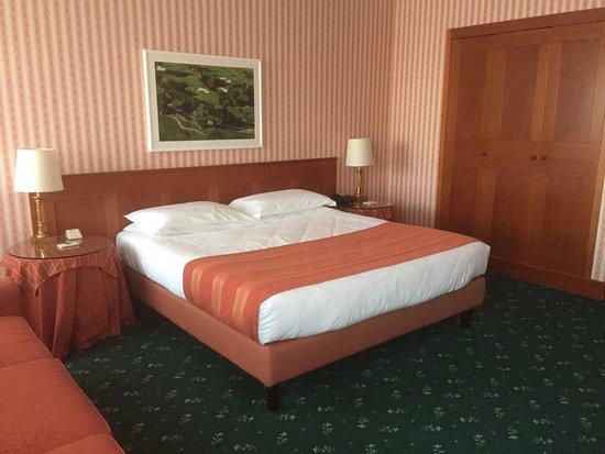 Cavaglia, Italy: Chambre environ 25 m²