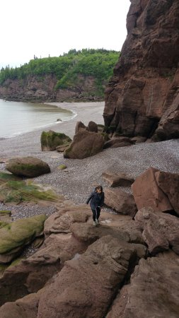 St. Martins, Canada: Melvin Beach