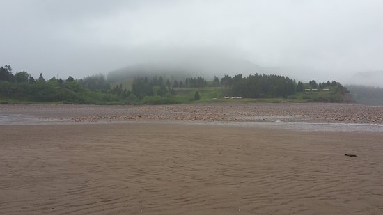 St. Martins, Canada: Low Tide
