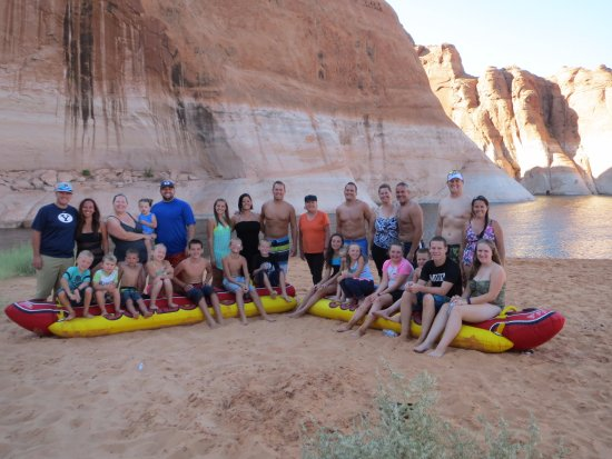 Lake Powell: Great family vacation every year