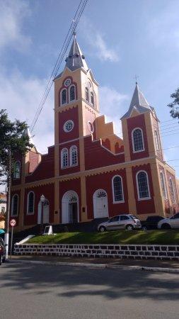 Igreja Matriz Senhor Bom Jesus da Coluna.